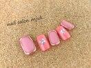 ☆ピンクミラー☆