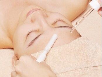 VS28スキンケアスタジオ バリイン 京都(BALI IN)の写真/【シミ・くすみ改善に!】大人気の毛穴大洗浄+美白保湿美容液をチャージ!ダメージ肌をリセットします★