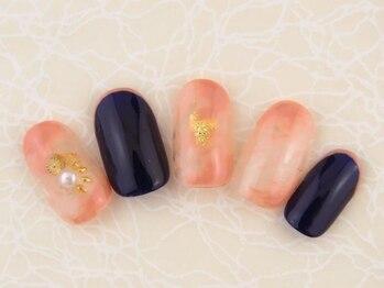 銀座LUZ nail 8640円