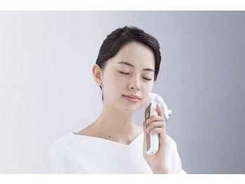 ナリス ビューティサロン 和歌山店/話題の美顔器:メガビューティ