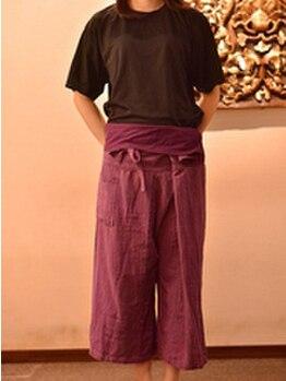 ルアンルアン ミーツ国分寺店/お着替えはタイパンツとTシャツ