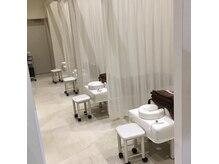 ラクシア イオンモール佐野新都市店の雰囲気(清潔感のある空間で、ゆったり施術を受けられます♪)
