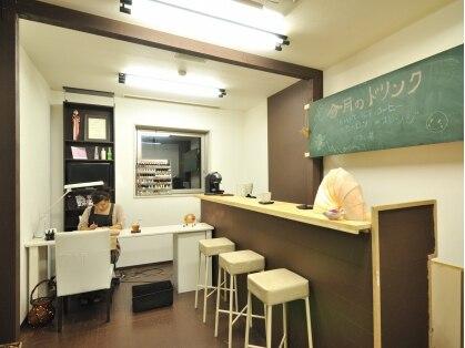 ネイルカフェ ピース(nail cafe P's)の写真