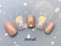 ネイルサロン ビオトープ 銀座(bio topE)