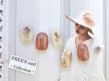 ☆FREE'S nailの魅力☆