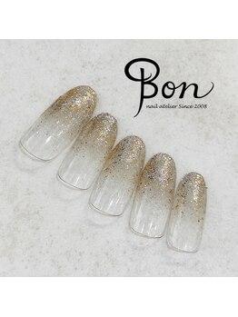 ネイルアトリエ ボン(nail atelier bon)/マニキュアサンプル