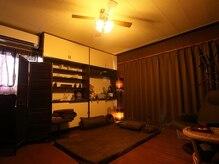ハルカゼ タイ古式セラピー(東風)の雰囲気(新百合ヶ丘のプライベートサロン。1室でゆったり施術を行います)