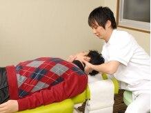 ケーシーエスセンター 豪徳寺(KCS)の雰囲気(猫背や姿勢の悪さが肩こり・腰痛の引き金になることが多いんです)
