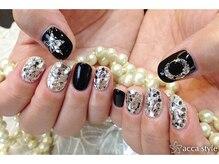 moon&star nail
