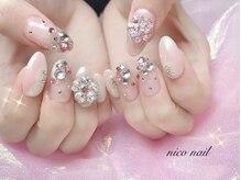 ニコネイル(nico nail)の雰囲気(当店では自爪が薄くなりにくいフィルインも可能◎(別途1000円))