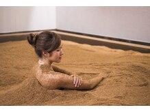ラ サンテ(La-Sante)の雰囲気(全身浴と半身浴25分。大量発汗ですっきりできる!!)