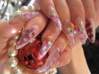 ネイルサロン アンビジュネイル 伊勢崎ガーデンズ店(An'bijou nail)の写真