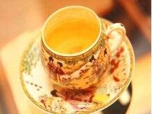 森勇リラクゼーション 新宿三丁目店の雰囲気(季節によってお出しするお茶を変えております。)