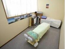 かげやま健康館の雰囲気(完全個室なので周りを気にせずゆったりできます!)