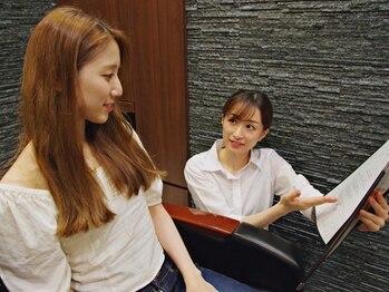 ヒロ銀座 池袋東口店(HIRO GINZA)/カウンセリング[池袋東口]