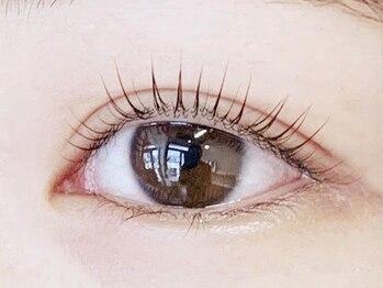 ルーム アイラッシュ(Luum eyelash)の写真/次世代まつ毛パーマ【パリジェンヌラッシュリフト】で自まつ毛を最大限に美しく♪施術後エクステ装着OK!