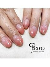 ネイルアトリエ ボン(nail atelier bon)/ジェルネイル☆お客様ネイル