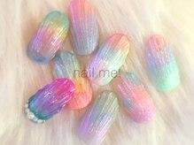 ネイルミー(nail me!)/人気の人魚の鱗ネイル