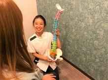骨盤ダイエット専門サロン ソレイユの雰囲気(ユガミのある骨盤から徹底アプローチ☆骨盤ダイエットサロン!)