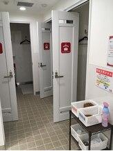 ジョイフィット24 横浜元町(JOYFIT24)/更衣室1