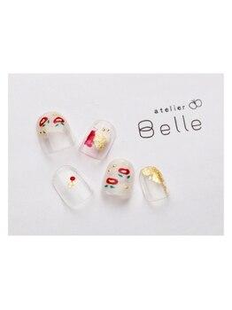 アトリエ ベル(atelier Belle)/日本の冬を*