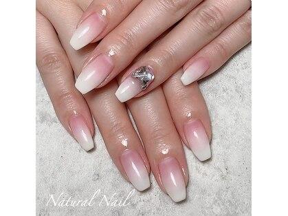 ナチュラルネイル(Natural Nail)の写真