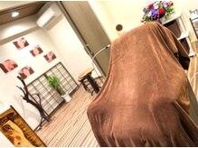 目の美容院 成田ビューホテルサロンの雰囲気(【ゆっくりとくつろいで頂けます】)