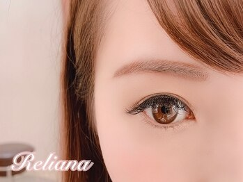 リリアーナ(Reliana)の写真/今話題の次世代まつげパーマ☆パリジェンヌラッシュリフト¥4980!!根元か立ち上げ女性らしく可愛い目元へ♪