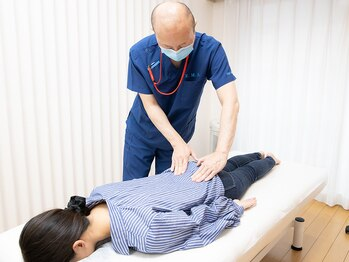 松戸ホリスティック整体サロンの写真/状態を的確に見極め、身体に負担をかけない優しい施術。肩/腰痛/歪み/産後の骨盤矯正も◎お試し価格ご用意!