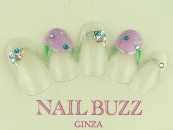 ネイル バズ(NAIL BUZZ)/240 初回ジェルオフ込6800円