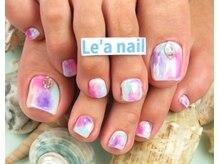 レアネイル(Le'a nail)の雰囲気(【FOOT】デザインコース¥7980!デザイン持ち込みok)