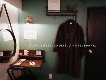 ホテルアンドパーク(HOTEL&PARK.)/Welcome to HOTEL&PARK.