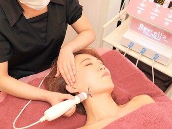 美と健康と痩身サロン マリアローズ(Maria Rose)の写真/美容業界大注目【プラズマフェイシャル×幹細胞導入¥8800(首・頭皮ケア付)】目元周りのシワたるみ改善に◎