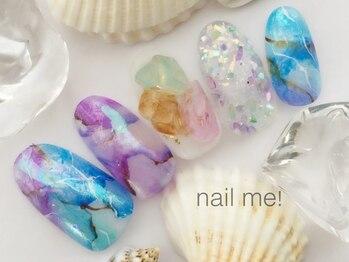 ネイルミー(nail me!)/天然石ネイル