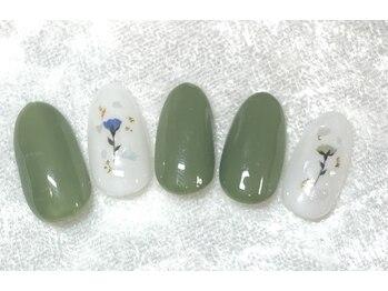 ネイルズアース 恵比寿店(Nails Earth)/定額アートコース