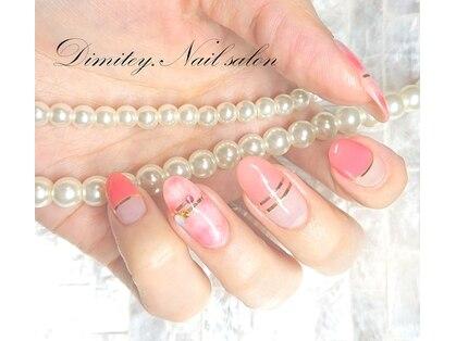 ディミティー ネイル サロン(Dimitey. Nail salon)の写真