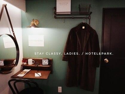 ホテルアンドパーク(HOTEL&PARK.)の写真