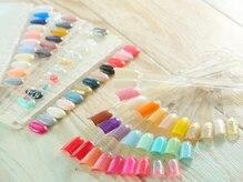 様々なカラーからお選びいただけます!
