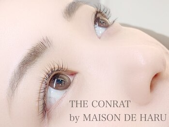 ザ コンラット(THE CONRAT by MAISONDE HARU)/natural lash