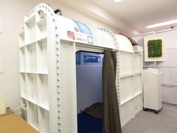フィールド オーツー(FIELD O2)の写真/《今だけ30分¥1000(ミネラルウォーター付)》!完全個室の酸素BOXで日頃の疲れをリフレッシュ!
