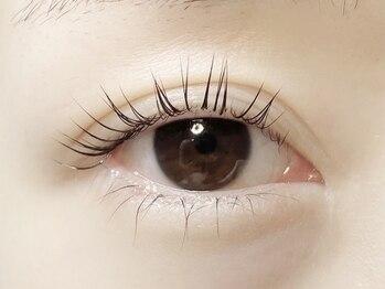 エゴアイラッシュ 銀座(EGO Eye LASH)/根本から立ち上がるパリジェンヌ