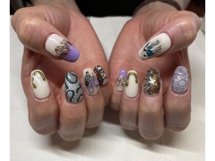 ネイルサロン ブリリアント(Nail Salon Brilliant)の写真
