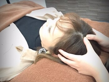 アイ アンド アール(I&R)の写真/【当日予約OK!男性も女性もOK!】肩こり・首の疲れにはもみほぐしが効果的![頭・首・肩もみほぐし40分¥2800]