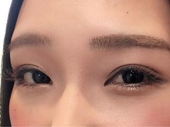 スティル ヘアアンドアイラッシュ(STILL hair & eyelash)/ブラウン系カラーグラデーション