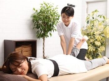 タイセイカン 大府店(TAiSEiKAN)の写真/日常生活による疲労やストレスで崩した身体のバランスを整えむくみを緩和し、お疲れをスッキリ解消♪