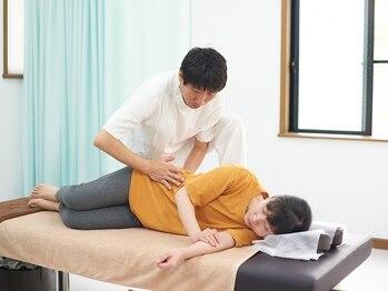 大倉山まるふく整体院/*施術【6】骨盤矯正