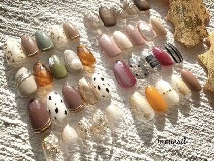 ムーネイル(mou nail)の写真