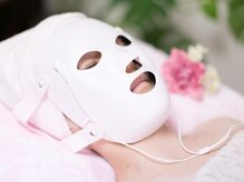 サロンドアイ(Salon de I)の雰囲気(特許取得のスキンマスクで真皮層にしっかりと美容成分を届けます)