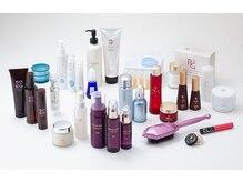 基礎化粧品会社プロデュースだから使用する化粧品はすべてがハイクオリティ