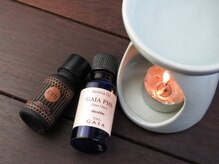 カルカ(karuka)の雰囲気(アロマの香りに包まれてリラックスして頂きながら施術いたします)